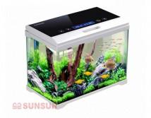 Аквариумный комплект Sun Sun AT 350A 18,5 л с со встроенным ж/к дисплеем