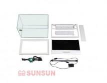 Аквариумный комплект Sun Sun  AT 350B 18,5 л черный