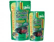 Корм Hikari Cichlid Staple medium 57g, гранулы 5 - 5,5мм для цихлид