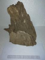 Коряга 042 дуб для аквариума, натуральная и обработанная 29х23х25 см