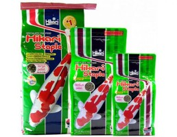 Корм Hikari KOI Staple S 5 кг мини пеллеты, основной ежедневный рацион для Кои