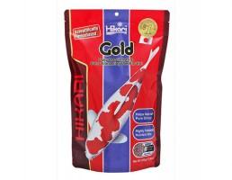 Корм Hikari KOI gold M 5 кг средние пеллеты, для усиления окраса