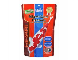 Корм Hikari KOI Wheat-germ Formula L 15 кг большие пеллеты, высокопитательный состав для холодного периода