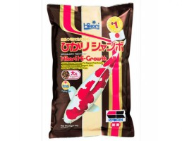 Корм Hikari KOI Hi-growth Large 2 кг, XL большие гранулы летний рацион для оптимального роста