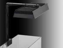 Светильник Chihiros X 300 LED 4500 люмен для аквариумов 60-80см, черный