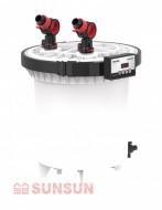 Фильтр внешний SunSun HW-5000, 5000 л/ч, до 1500 литров