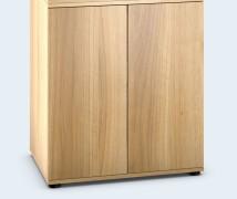 Аквариумная тумба Juwel Lido 200 LED прямоугольная, коричневая