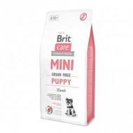 Сухой корм Brit Care GF Mini Puppy Lamb 2 kg (для щенков и молодых собак миниатюрных пород)