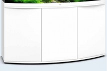 Аквариумная тумба Juwel Vision LED 450 овальная, белая