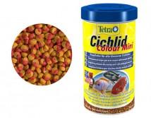 Корм Tetra Cichlid Colour MINI гранулы 500мл
