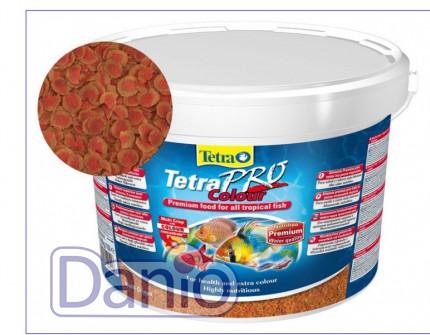 Корм Tetra Pro Colour чипсы 10л /2,1кг