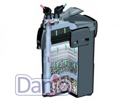 Фильтр внешний Aquael MiniKani 120, 6W, 350 л/ч