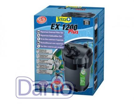 Фильтр внешний Tetra External EX 1200 Plus, 21,5W, 1300 л/ч