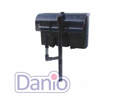 SunSun (Китай) Фильтр навесной SunSun HBL-701, 600л/ч для аквариумов до 120 литров - Картинка 1