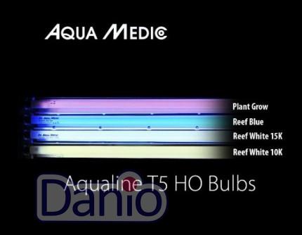 Aqua Medic (Германия) Лампа T5 Aqua Medic Agualine Reef Blue 54W, люминесцентная. - Картинка 3
