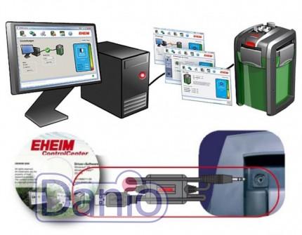 USB интерфейс Eheim для фильтров professionel 3e и 4e+