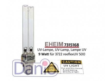Ультрафиолетовая лампа Eheim UV-C 9w для Eheim reeflexUV 500 (37