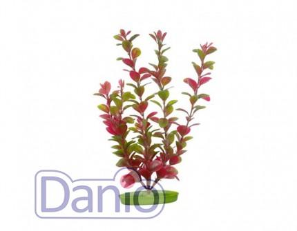 Hagen Искусственное растение Hagen Marina Red Ludwigia 38см - Картинка 1