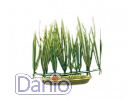 Hagen Искусственное растение Hagen Marina Sagittaria micro  11cм - Картинка 1