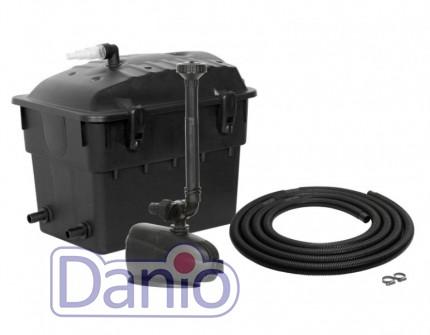 Прудовый набор Aquael KlarJet 5000, с проточным фильтром, насосо