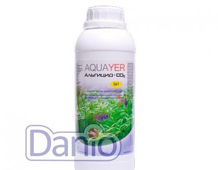 Aquayer, Альгицид + СО2 Aquayer 1 л