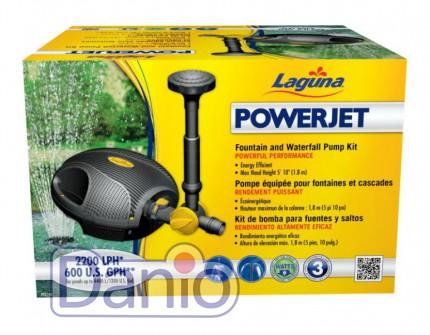 Насос Hagen Laguna Power Jet 600, 2200 л/ч, для водоёмов до 4400