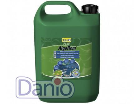 Tetra Pond AlgoRem 3 л для борьбы с мутной зеленой водой для 600