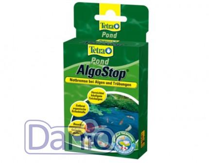 Tetra Pond AlgoStop 12 капсул для предотвращения появления водор
