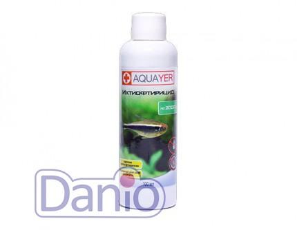 Aquayer, Ихтиофтирицид, 100 мл на 2000 литров