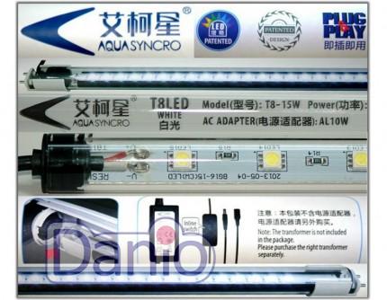 Светодиодная лампа Resun AquaSyncro LED T8 Color 23W, 120 см.