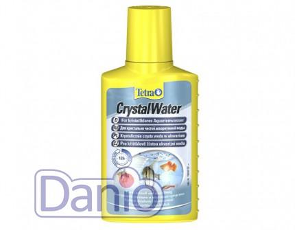 Tetra Aqua Crystal Water 100ml средство от помутнения воды