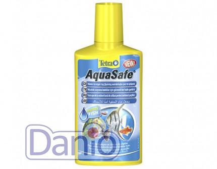 762749 Tetra AquaSafe 250ml для подготовки воды на 500л