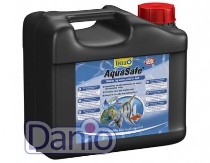 Tetra AquaSafe 5л для подготовки воды на 10000л
