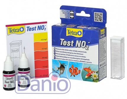 Тест Tetra Test Nitrite NO2 на нитриты, реагенты 2х10 мл каждый