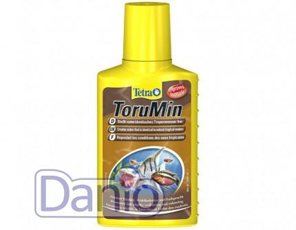 Tetra Aqua Toru Min 100ml кондиционер с экстрактом гуминовых кис