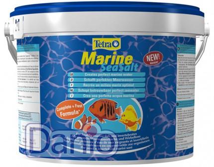 Соль Tetra Marine Sea Salt 20кг, для морского аквариума