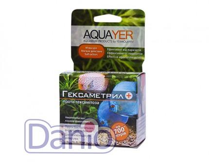 Aquayer Гексаметрил, порошок против гексамитоза