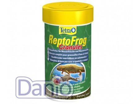 Корм Tetra ReptoFrog 100ml для лягушек и тритонов