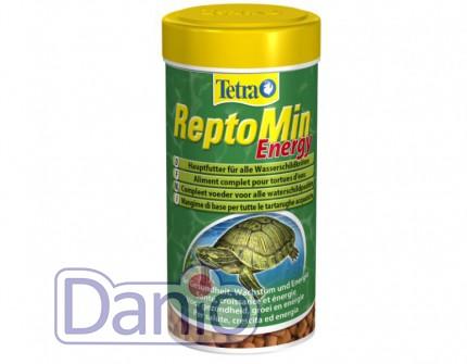 Корм Tetra ReptoMin Energy 250ml для черепах