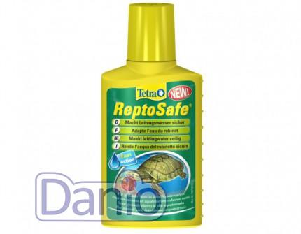 Препарат Tetra ReptoSafe 100ml для подготовки воды