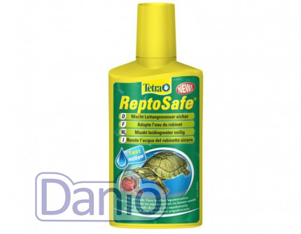 Препарат Tetra ReptoSafe 250ml для подготовки воды