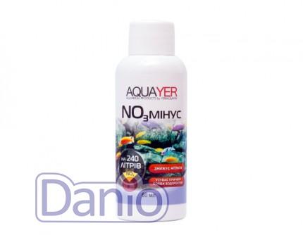 Aquayer NO3 минус 60мл - нитрат минус