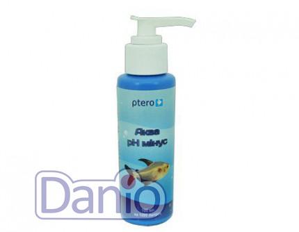 Ptero Аква pH Минус 100 мл, для снижения кислотности