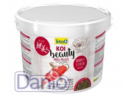 Корм Tetra KOI Beauty Small 10л супер премиум корм для КОИ разме
