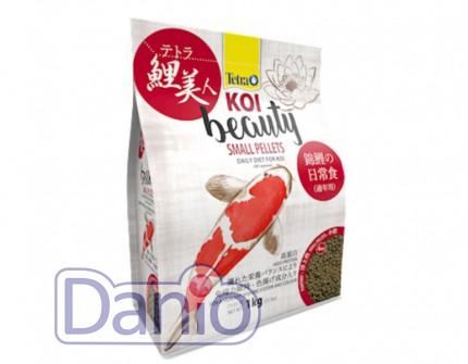 Корм Tetra KOI Beauty Small 4л супер премиум корм для КОИ размер