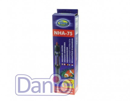 Аквариумный терморегулятор Aqua Nova NHA 75W