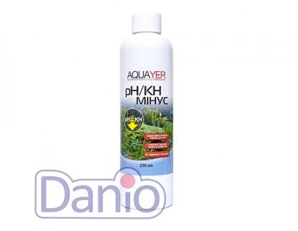 Aquayer pH/KH минус 250мл для снижения кислотности и карбонатной