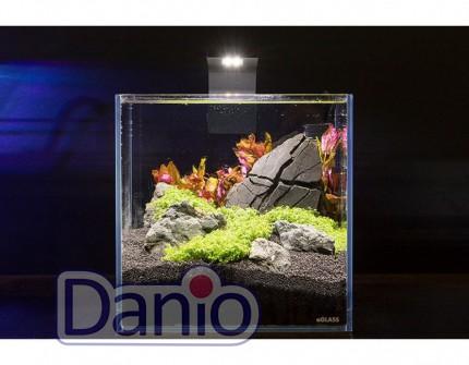 Светодиодный светильник Collar AquaLighter Pico Black 5000-7000K