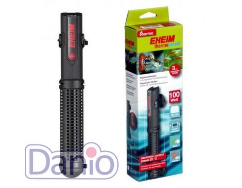 Нагреватель Eheim thermopreset 100 W для аквариума от 100л до 15