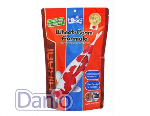 Hikari (Япония) Корм Hikari KOI Wheat-germ Formula L 5 кг большие пеллеты, высокопитательный состав для холодного периода - Картинка 1